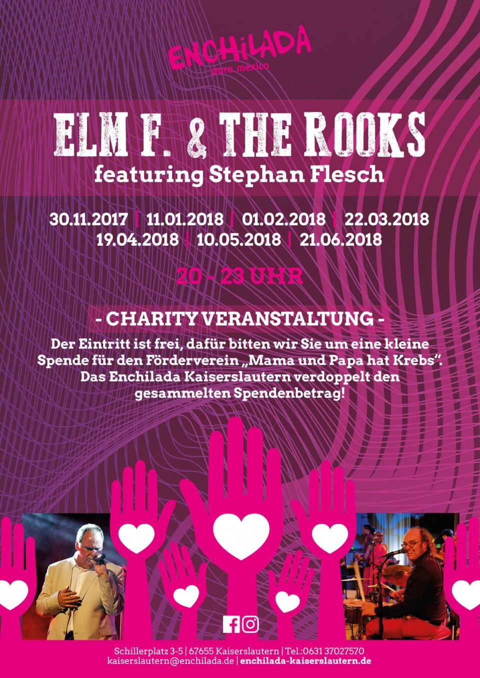 Charity - Elm F. & The Rooks